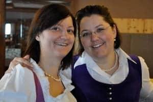 Christine & Barbara vom Penzinghof