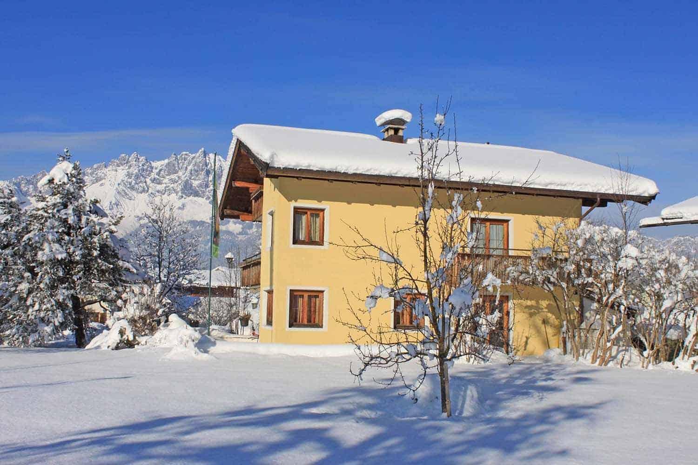 Ferienwohnungen am Römerweg Kitzbüheler Alpen