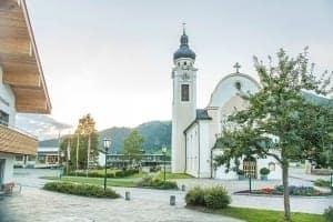 Oberndorf in Tirol - Sommer