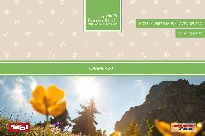 preisliste sommer hotel penzinghof urlaub in oberndorf in tirol st johann kitzb heler. Black Bedroom Furniture Sets. Home Design Ideas