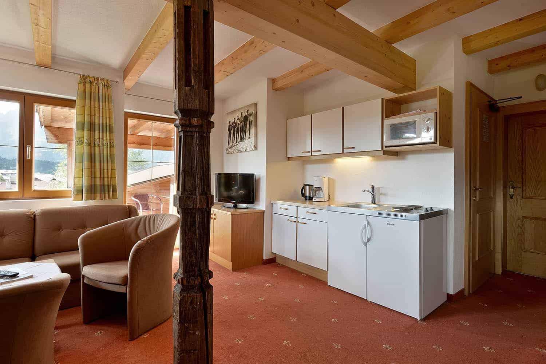 Ferienwohnungen HotelPenzinghof