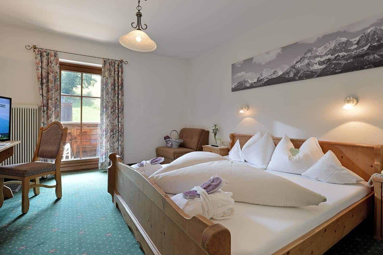 Doppelzimmer Hotel Penzinghof