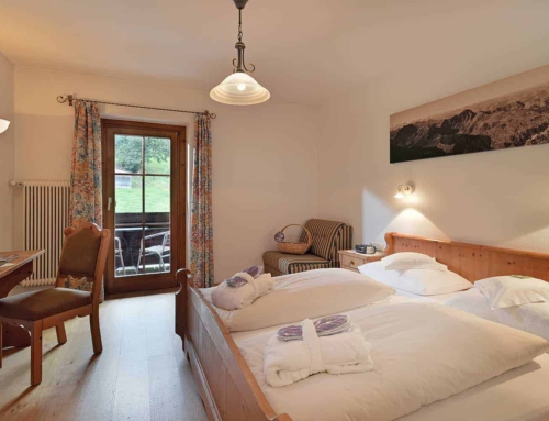 Double room Bauernpenzing