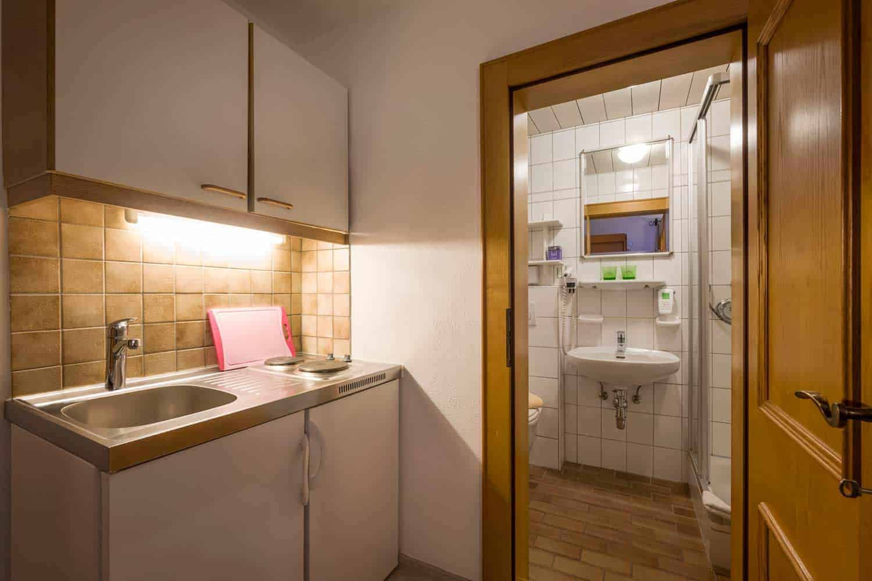Appartement   Personen Kochnische