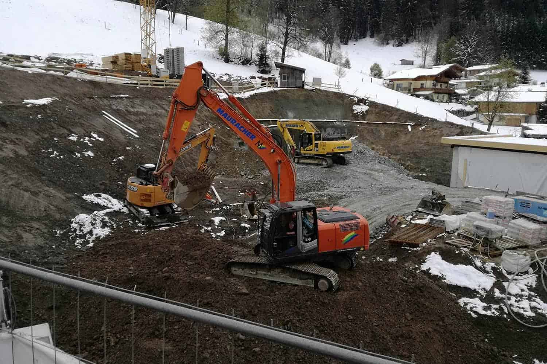 Erdarbeiten