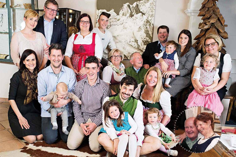 Familie Lindner Penzinghof