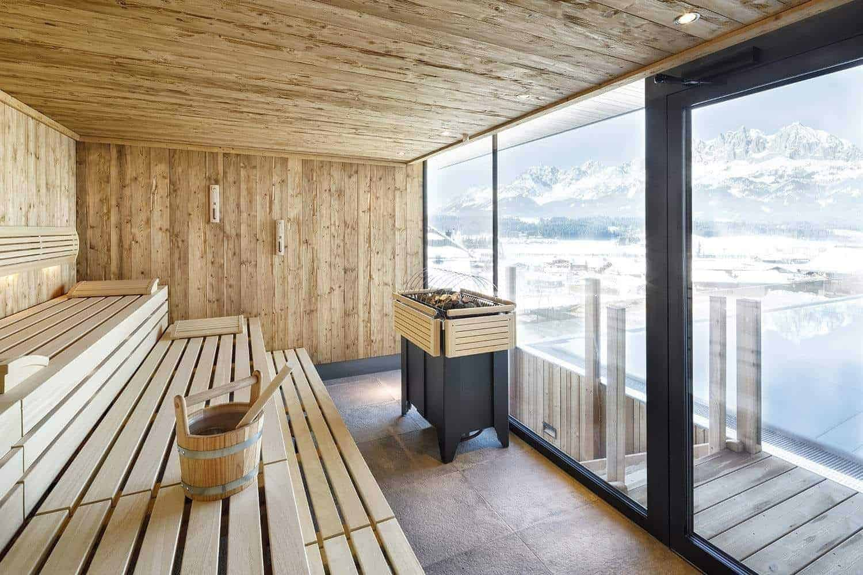 Familien Textil Sauna