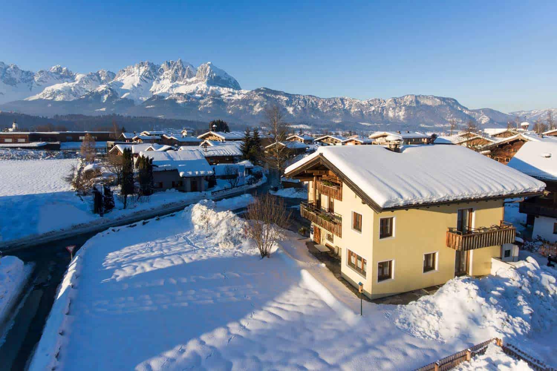 Ferienwohnungen am Roemerweg Winter