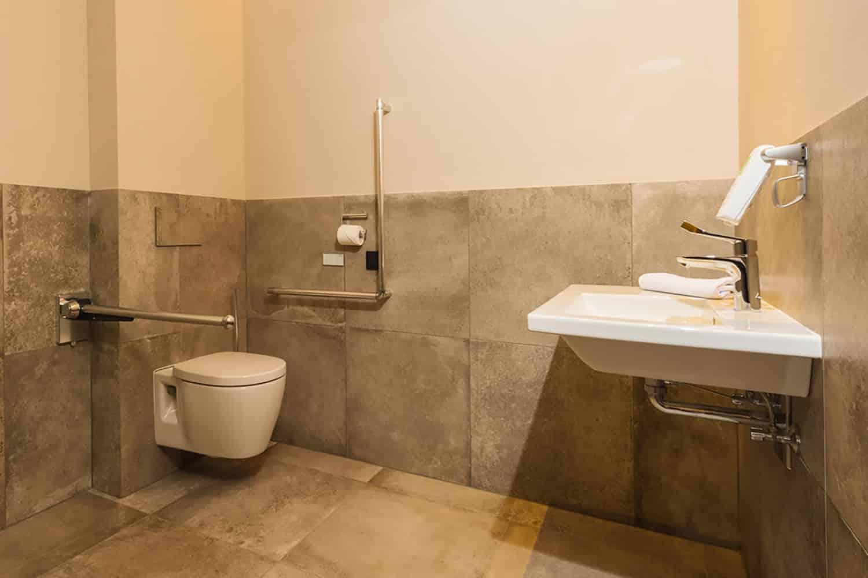 Garten Studio Toilette