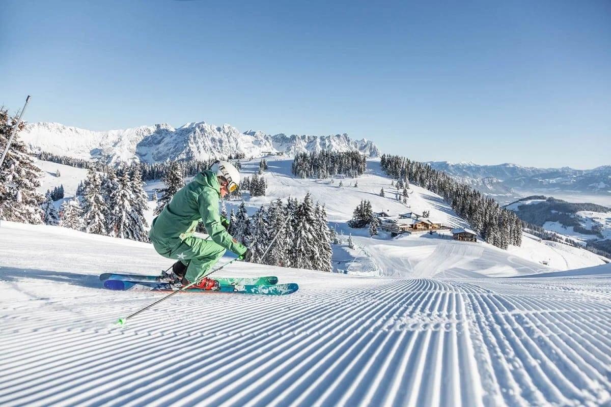 Die AllstarCard ist ideal für Ihren Skiurlaub