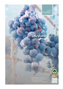 thumbnail of Weinkarte