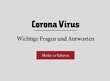 Coronavirus in Tirol: Die wichtigsten Fragen und Antworten