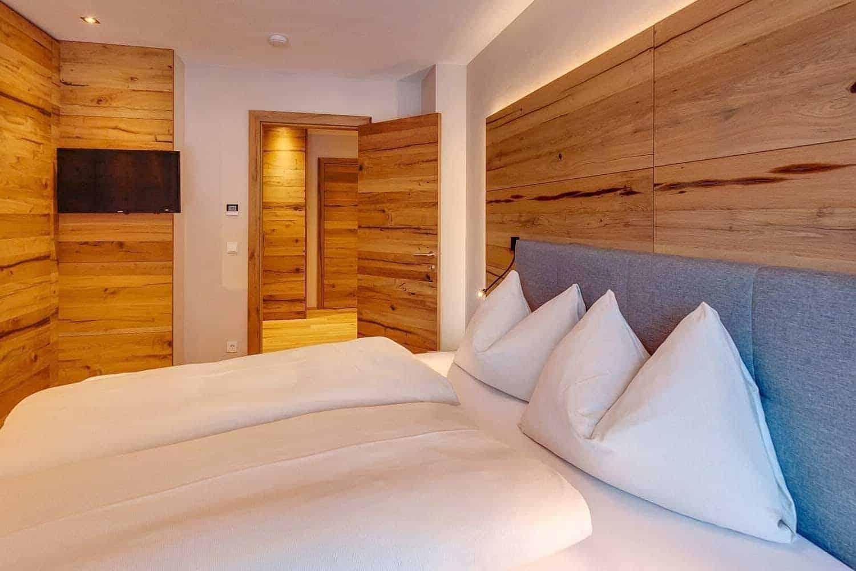 das Luis Schlafzimmer